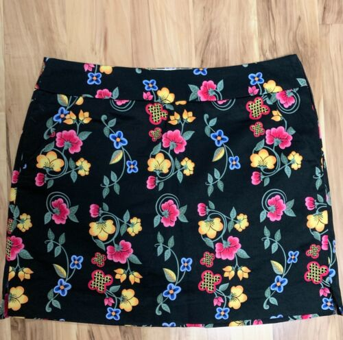 Loudmouth Beautiful Golf Skort Size 2  (Special Order to Made)