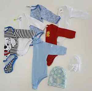 63 items of size 00 boys winter clothes Yamanto Ipswich City Preview