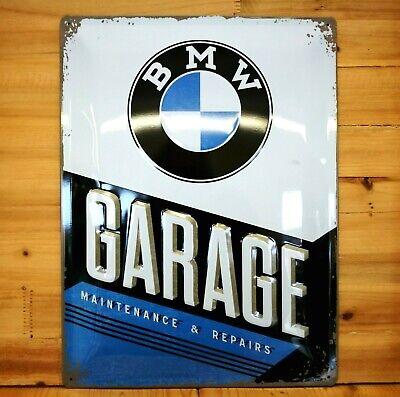 BMW Classic geprägt Blechschild 20x30 cm Reklame Metallschild 1356