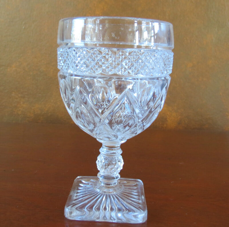 Imperial Cape Cod #1600 Stem Water Goblet(s)