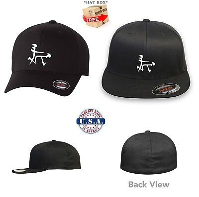 CHINESE SEX SYMBOL Funny Adult  HUMOROUS FLEXFIT HAT *FREE SHIPPING*