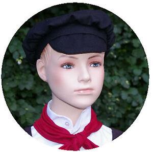 Bakers-boy-hat-cap-boys-costume-fancy-dress-Victorian-Edwardian-Evacuee