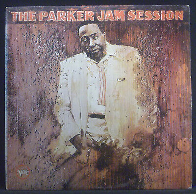 2erLP CHARLIE PARKER - the parker jam session, nm