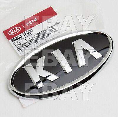 KIA Logo Rear Trunk Tail Emblem Badge 1P  For 2005-2010 Sportage OEM Parts