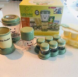 Baby Magic Bullet - robot culinaire