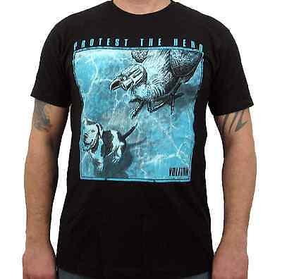 PROTEST THE HERO (Dog Black) Men's T-Shirt
