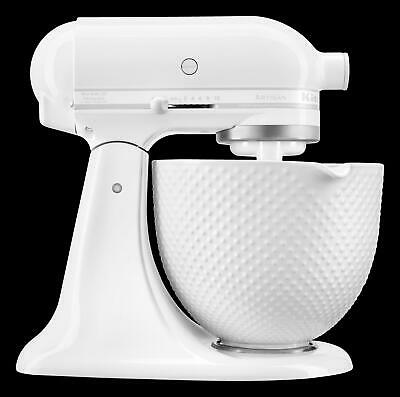 KitchenAid Artisan Series Tilt-Head Stand Mixer with 5 Quart Ceramic Hobnail