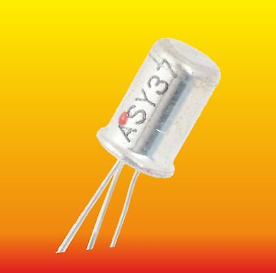 BF451 LOT OF 2 PHILIPS SILICON PNP TRANSISTORS 0.15 W 0.025 A ~ BCW27 BF397