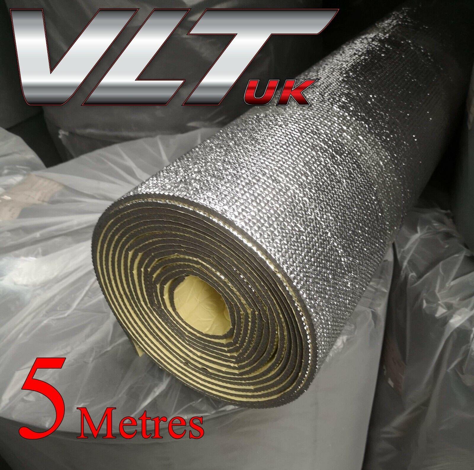 Car Parts - Camper Van Insulation 4 under carpet lining vw T 1 2 5 6 CAR Foam Soundproof 7mm