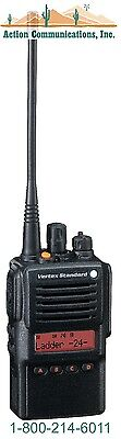New Vertexstandard Vx-824 Vhf 134-174 Mhz 5 Watt 512 Channel Two Way Radio