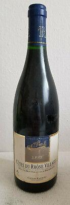 Rotwein Frankreich, COTES DU RHONE VILLAGES, Jahrgang 1999