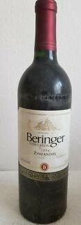 Rotwein-USA-BERINGER-ZINFANDEL-Jahrgang-1990
