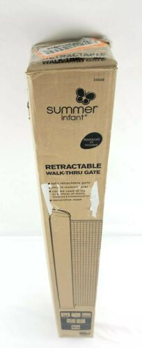 """Summer Infant Retractable Gate 30"""" Tall"""