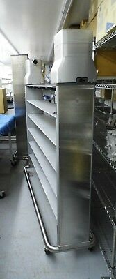 Innovive Ivc Rat Single 6 Row 5 Column 30 Cage Ventilated Rodent Housing Rack 2