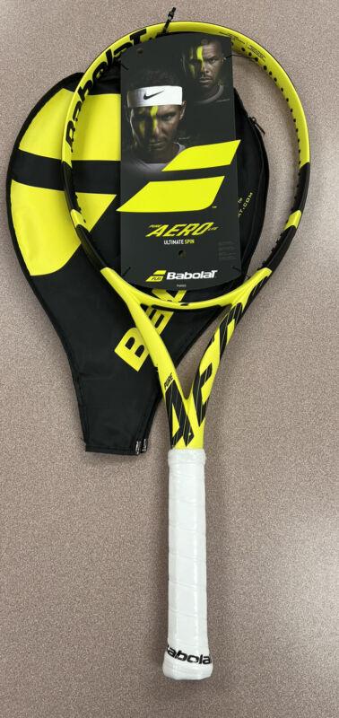 "Babolat Pure Aero Lite Ultimate Spin Tennis Racquet 4 1/4"" Grip 2 Unstrung *NEW*"