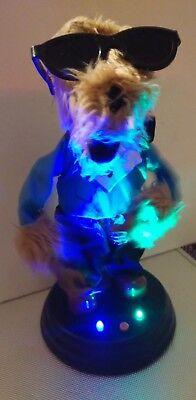 Dancing Halloween GRAVE RAVER Rare Gemmy WEREWOLF Animated