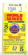 World Series Tickets Game 5