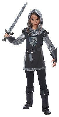 Noble Knight Gladiator Renaissance Child Girls - Renaissance Costume Kids