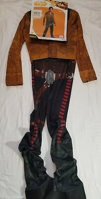 Star Wars Solo Movie Han Solo Adult Costume - Han Solo Adult Costume