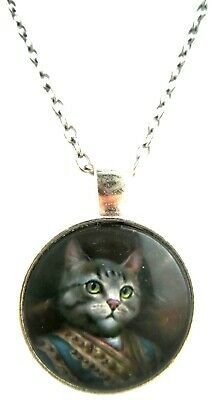 Cheap Gifts For Christmas (Cat Jewelry Unusual Animal Pendant Xmas Gift for Holiday Unique Cheap Cute)