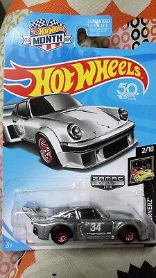 1/64 Hot wheels HW Exotics Zamac Porsche 934.5