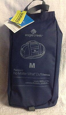Eagle Creek No Matter What Flashpoint Duffel Bag / Luggage Medium - Slate Blue