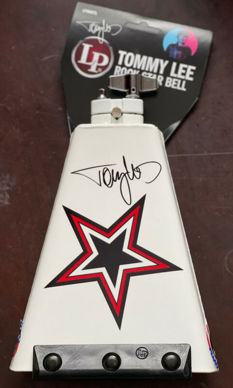 LP Latin Percussion Tommy Lee Rock Star Signature Cowbell LP009TL