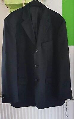Herren Sakko Gr.46 Styleset Collection Anzug Anzugsjacke Jacke waschbar black - Waschbar Anzug Jacke