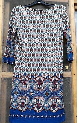 Marokkanische Kleidung Für Frauen (Kleid Frühjahrsmode Athmosphere Gr. 36 Frühling Marokkanisches Muster)