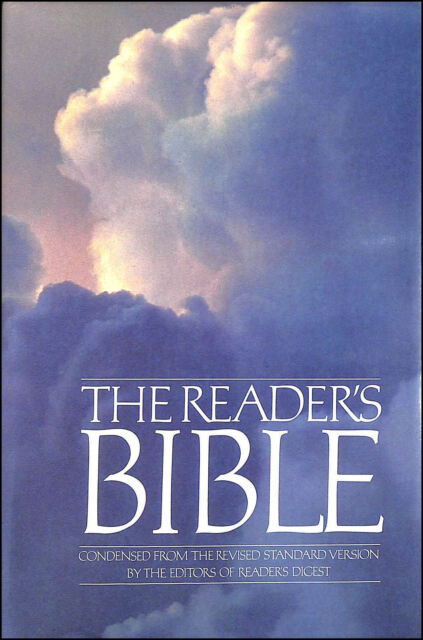 The Reader's Bible by Metzger, Bruce M. [Editor]