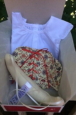 American Girl Felicity's Undergarments NIB Bumroll