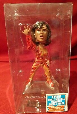 Chazz Michael Michaels Blades Of Glory Will Farrell Sealed bobblehead NEW  2007