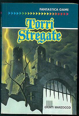 THRAVES STEPHEN TORRI STREGATE GIUNTI MARZOCCO 1992 FANTASTICA GAME ILL. DONATI