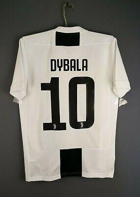 a38606e00 5 5 Dybala Juventus jersey small 2019 home shirt CF3489 soccer Adidas ig93