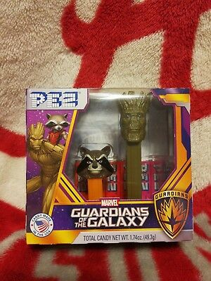 Pez Guardians of the Galaxy