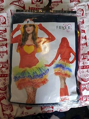 se Sexy Halloween Fancy Dress Costume XS 4-6 Girl/Ladies (Bird Girl Kostüme)