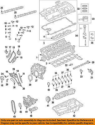 BMW OEM 16-18 340i xDrive-Engine Cylinder Head Gasket 11128654269