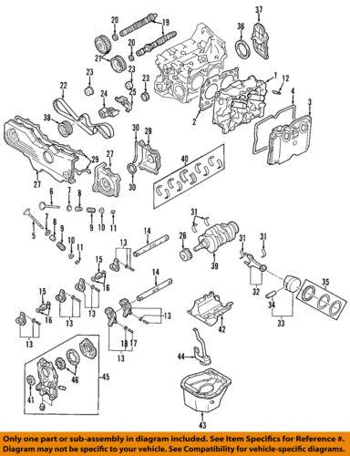 subaru oem 06-14 impreza-engine oil pick-up tube 15049aa110 | ebay  ebay
