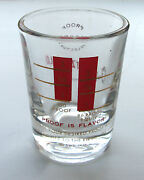 Old Fitzgerald Shot Glass