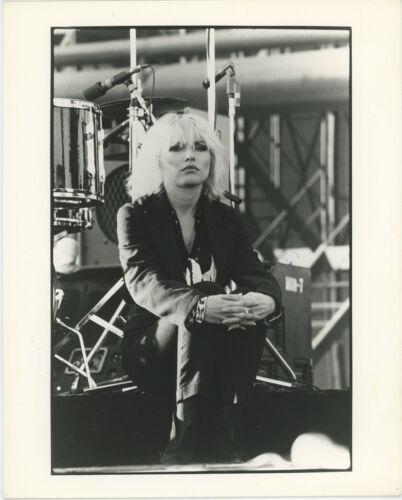 """Debbie Harry in """"Roadie"""" 1980"""