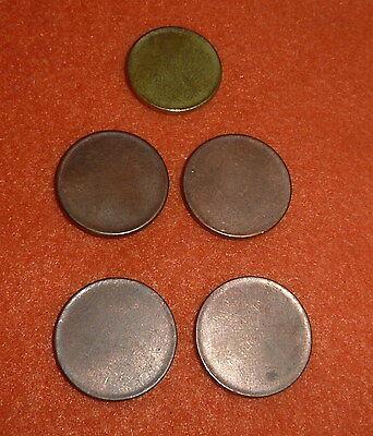 Euro Münzen Rohlinge Konvolut / Lot
