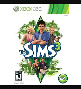 The Sims 3 Xbox 360 Blacktown Blacktown Area Preview