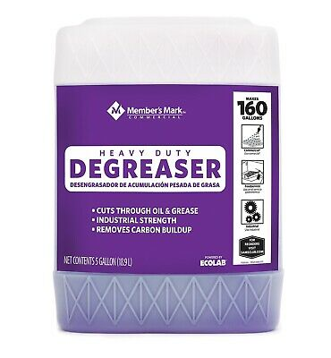 Members Mark Commercial Heavy Duty Degreaser 5 Gal.