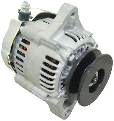 Forklift Hi-lo Alternator Nd Irif12180n Fits Fork Lift Kubota Misc Equip