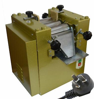 Three Rolls Grinding Mill Grinder Lab Supply Industrial Paint Ink 220v Machine