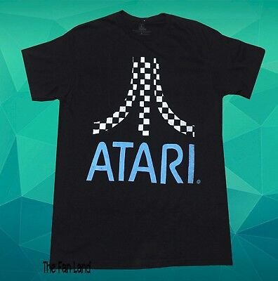 New Atari Mens Vintage Video Game Classic T-Shirt