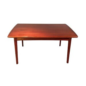 MCM Danish Teak Table Aksel Boll Jensen