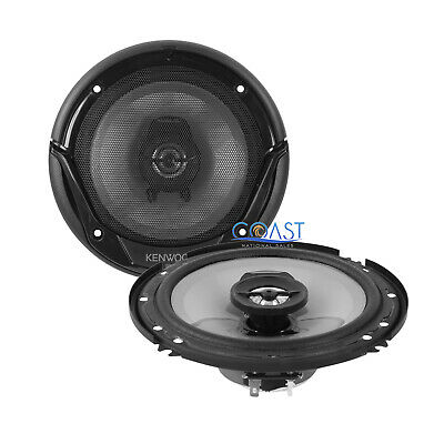 "Used, Kenwood Car Audio 6-1/2"" 2-Way 300W Sport Series Flush Mount Speaker System  for sale  Shipping to Nigeria"