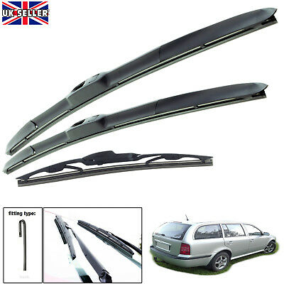 Windscreen Wiper Arm Blade Rear For VW Passat 1996-2004