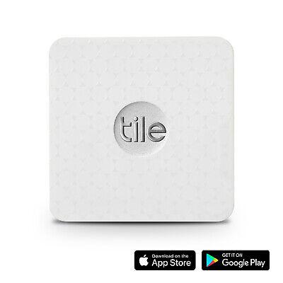 Tile Slim GPS Bluetooth Tracker - Key Finder Locator - iPhone Android - Single